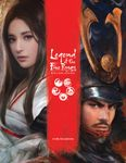 RPG Item: Legend of the Five Rings Roleplaying Core Rulebook