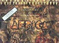 Board Game: Africa 1880