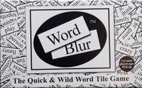 Board Game: Word Blur