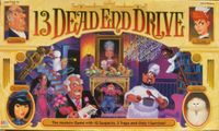 Board Game: 13 Dead End Drive