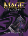 RPG Item: Mage: The Ascension Free Introductory Kit