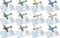 Board Game Accessory: Wings of War: WW2 Airplane Packs