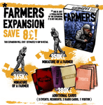 Board Game: This War of Mine: Farmers