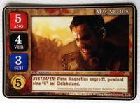 Board Game: Spartacus: Magnetius Promo Card