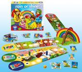 Board Game: Rain or Shine