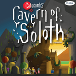 Board Game: Catacombs: Cavern of Soloth (Third Edition)