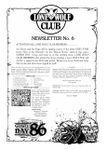 Issue: Lone Wolf Club Newsletter (Issue 6 - 1986)
