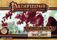 Pathfinder Adventure Card Game: Mummy's Mask – Adventure Deck 5: The Slave Trenches of Hakotep
