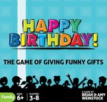 Board Game: Happy Birthday!