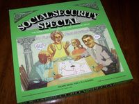 Board Game: Social Security Special