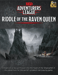 RPG Item: DDHC-MORD-01: Riddle of the Raven Queen
