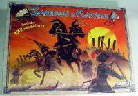 Board Game: Samurai & Katana