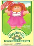 Video Game: Cabbage Patch Kids: Adventures in the Park