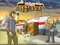 Video Game: Le Havre (The Harbor)