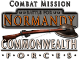 Video Game: Combat Mission: Battle for Normandy – Commonwealth Forces