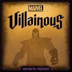 Board Game: Marvel Villainous: Infinite Power