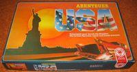 Board Game: Abenteuer USA