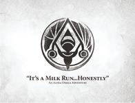 RPG Item: Milk Run