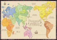 Board Game: La Conquête du Monde revised