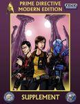 RPG Item: Prime Directive Modern Edition Supplement