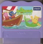 Video Game: The Backyardigans: Viking Voyage