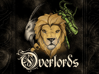 Board Game: Overlords: The Card Game