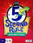 Board Game: 5 Second Rule