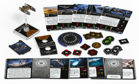 Board Game: Star Wars: X-Wing (Second Edition) – Vulture-class Droid Fighter Expansion Pack