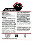 Issue: Imperiallines (Issue 6 - 2014)