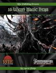 RPG Item: 10 Wight Magic Items