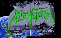 Video Game: Alien Storm