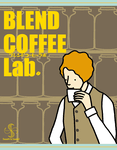 Board Game: Blend Coffee Lab.