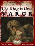 RPG Item: The King is Dead: Vargr
