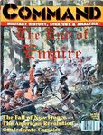 Board Game: End of Empire: The French and Indian War and the American Revolution