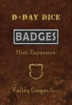 Board Game: D-Day Dice: Badges