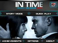 Video Game: IN TIME - The Game