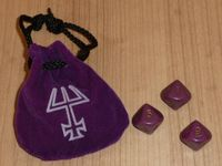 RPG Item: Mage: The Ascension Dice Set