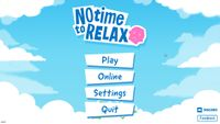 Video Game: No Time to Relax