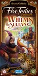 Board Game: Five Tribes: Whims of the Sultan