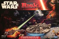 Board Game: Risk: Star Wars Edition