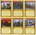 Board Game: A Game of Thrones: Catan – Brotherhood of the Watch: Minor Houses of the North Promo