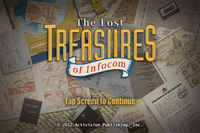 Video Game Compilation: The Lost Treasures of Infocom (iOS)