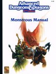RPG Item: Monstrous Manual