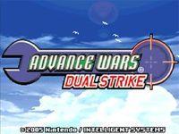 Video Game: Advance Wars: Dual Strike