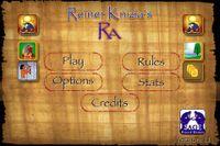 Video Game: Reiner Knizia's Ra