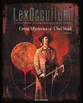 RPG Item: LexOccultum: Great Mysteries of Übel Staal