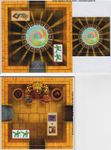 Board Game: Escape: The Curse of the Temple – Queenie 9: Exchange Chamber and Teleporter Chamber