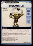 "Board Game: Pathfinder Adventure Card Game: Skull & Shackles – ""Mogmurch"" Promo Card"