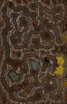 RPG Item: VTT Map Set 227: Underworld Mega-Dungeon #10