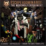 Board Game: Escape Room In A Box: The Werewolf Experiment